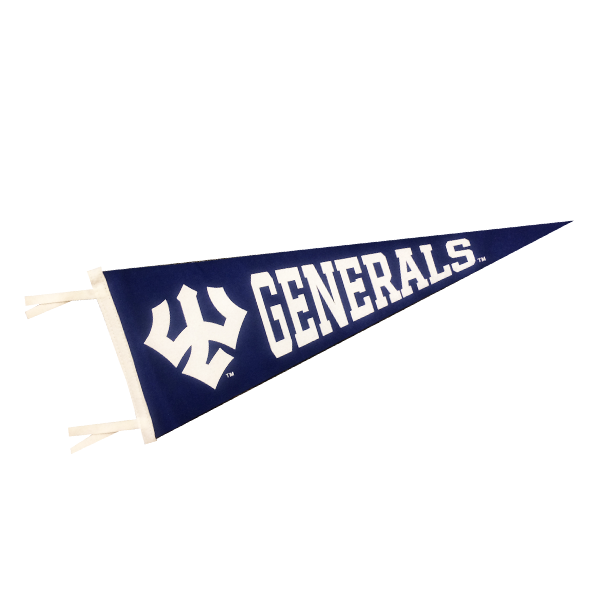 Image For Generals Pennant 9x24