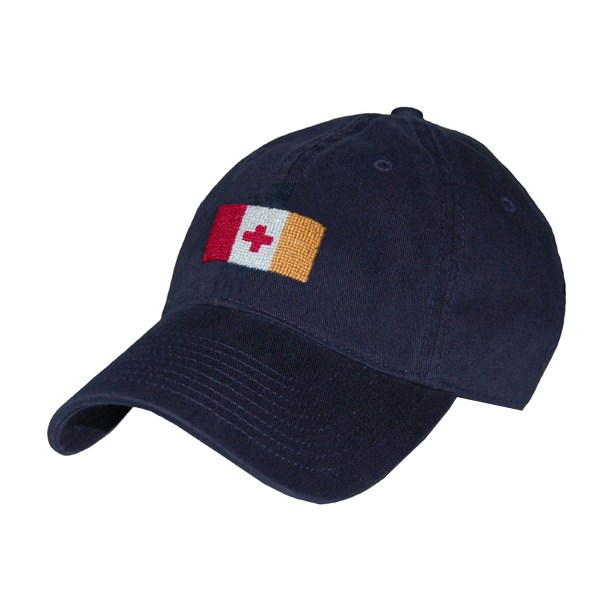 Cover Image For Smathers & Branson Kappa Alpha Hat, Navy