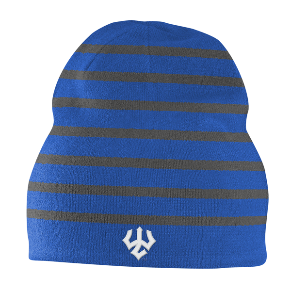 Image For Nike Reversible Collegiate Stripe Beanie