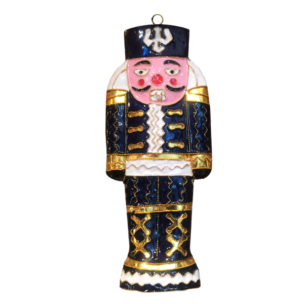 Image For Kitty Keller Nutcracker Ornament