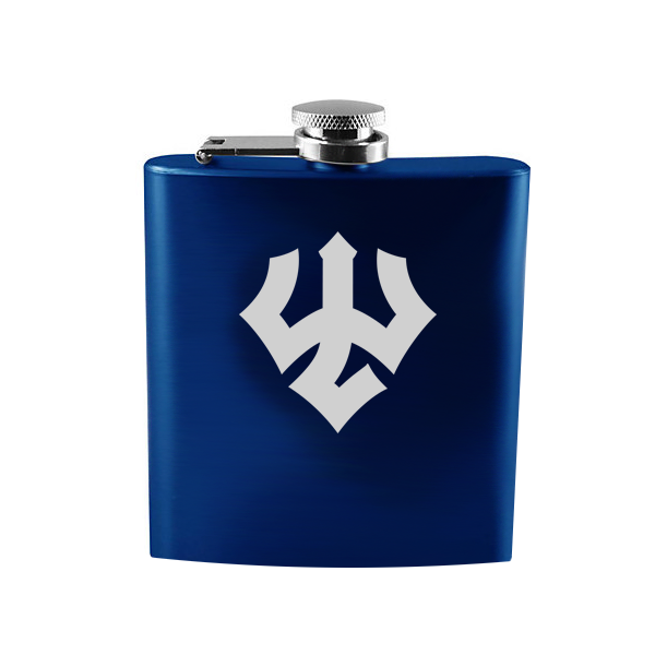 Cover Image For Trident Flask, Royal