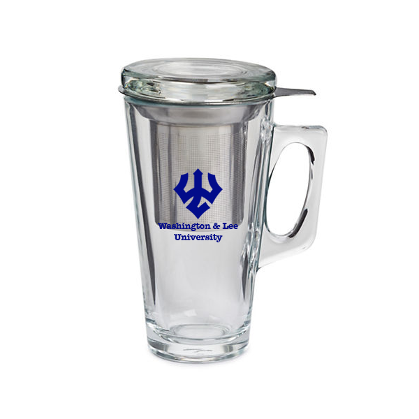 Cover Image For Tea Party Glass Mug