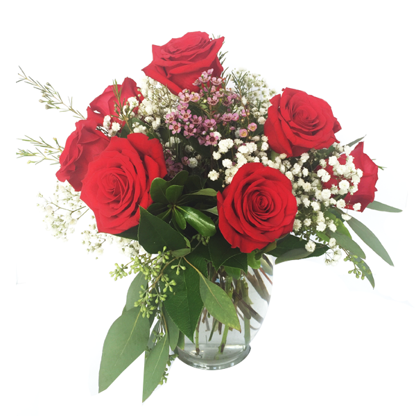 Image For Rose Floral Arrangement