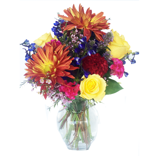 Image For Seasonal Floral Arrangement