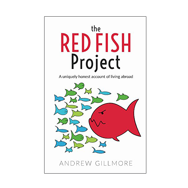 Cover Image For The Red Fish Project