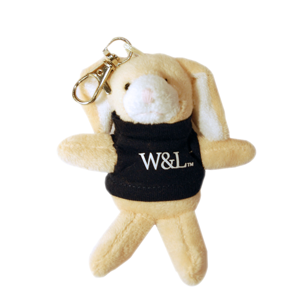 Image For Bunny Plush Keychain