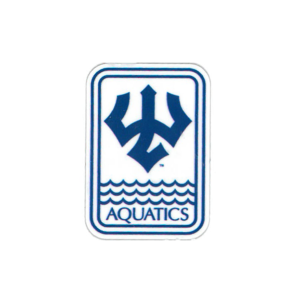 Image For Dizzler Aquatics Decal, Small