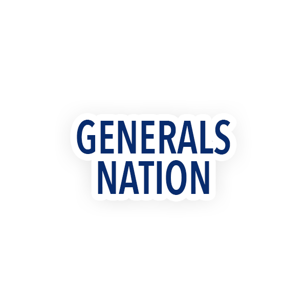 Image For Dizzler Generals Nation Decal