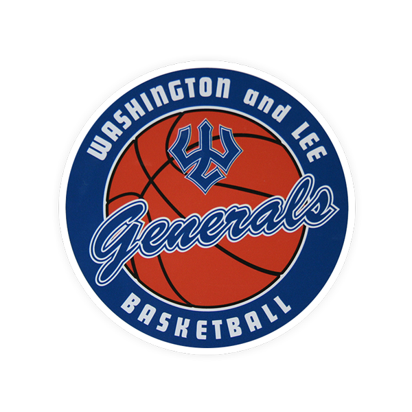 Image For Dizzler Basketball Decal, Small