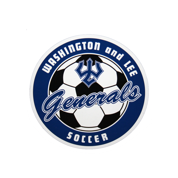 Image For Dizzler Soccer Decal, Small