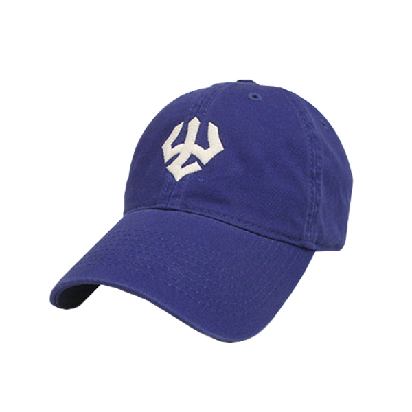 Image For Youth Trident Hat, Royal