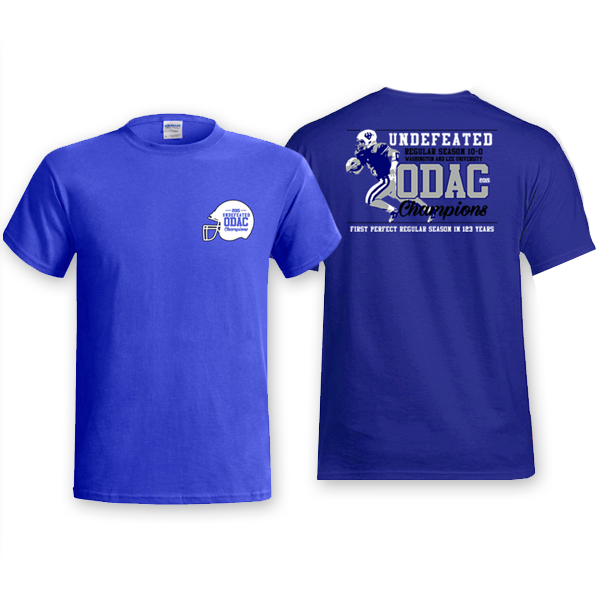 Image For 3X ODAC Championship Short Sleeve Tee