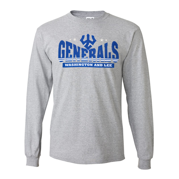 Image For 2X Generals Long Sleeve Canvas Crew