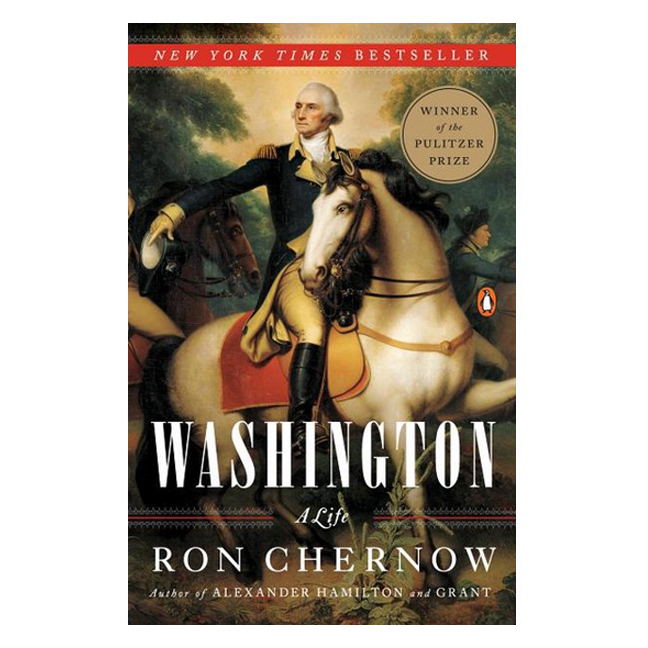 Image For Washington: A Life (PB)