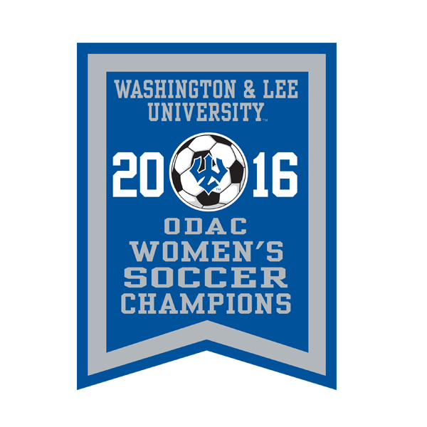 Image For 2016 ODAC Women's Soccer Banner