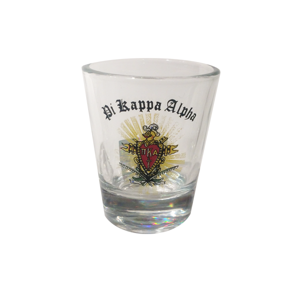 Image For Pi Kappa Alpha Shotglass