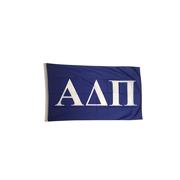 Image For Alpha Delta Pi Flag