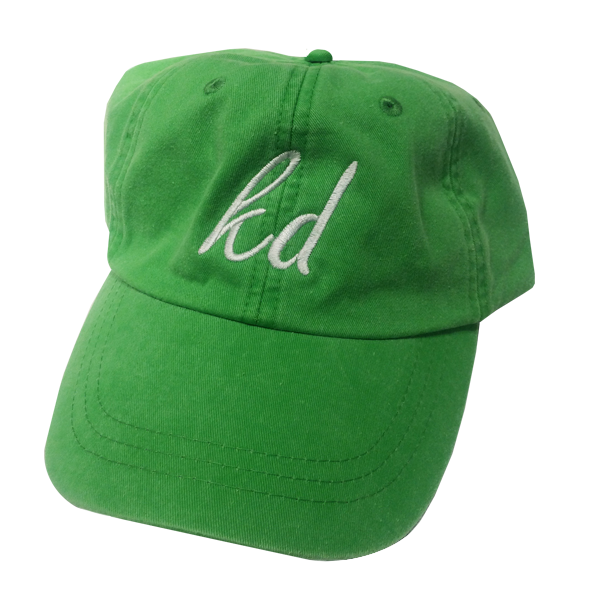 Image For Kappa Delta Hat, Green