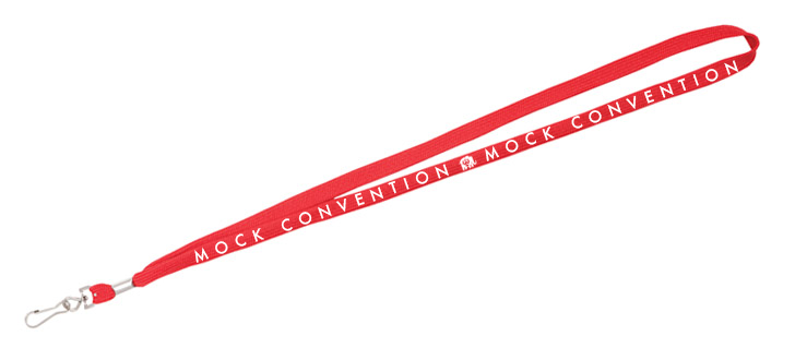 Cover Image For Mock Con Lanyard
