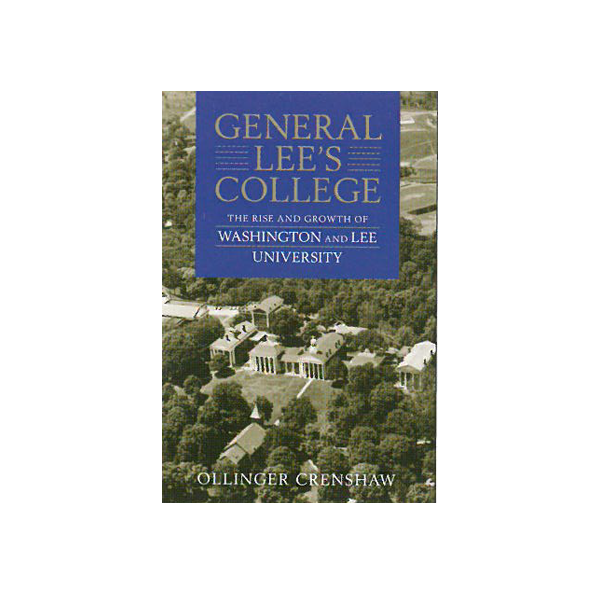 Image For General Lee's College (PB)