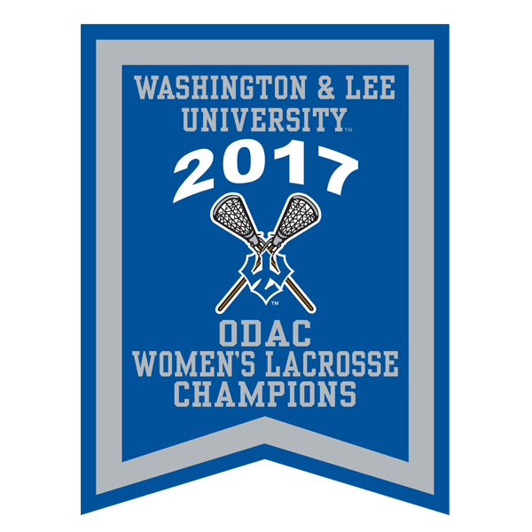 Cover Image For 2017 ODAC Women's Lacrosse Banner
