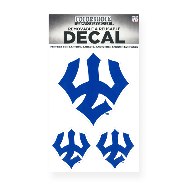 Cover Image For Trident Decal 3-Pack