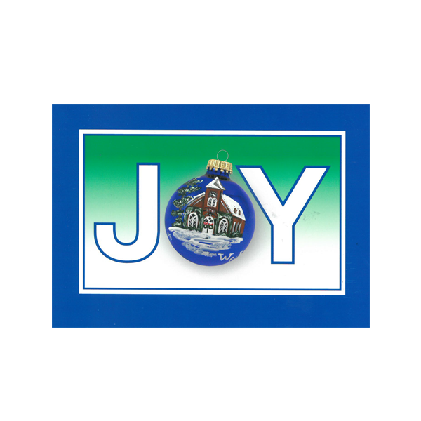 Image For Joy Notecards