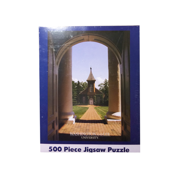 Cover Image For 500 Piece Jigsaw Puzzle - Lee Chapel