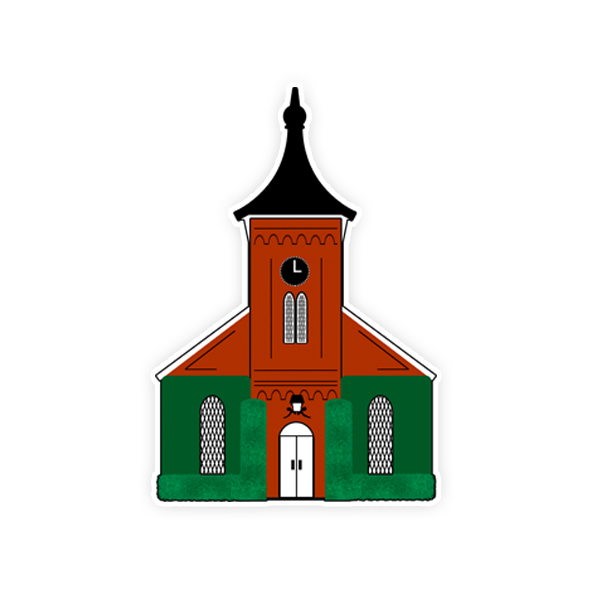 Image For Dizzler Lee Chapel Decal