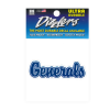 Cover Image for Dizzler Generals Decal