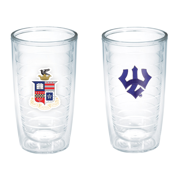 Image For Tervis Trident and Crest Tumbler Set