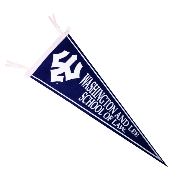 Image For Trident School of Law Pennant