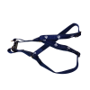 Cover Image for Leather Man Dog Collar, Navy