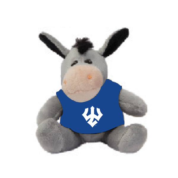 Image For Donkey Plush w/Trident Tee