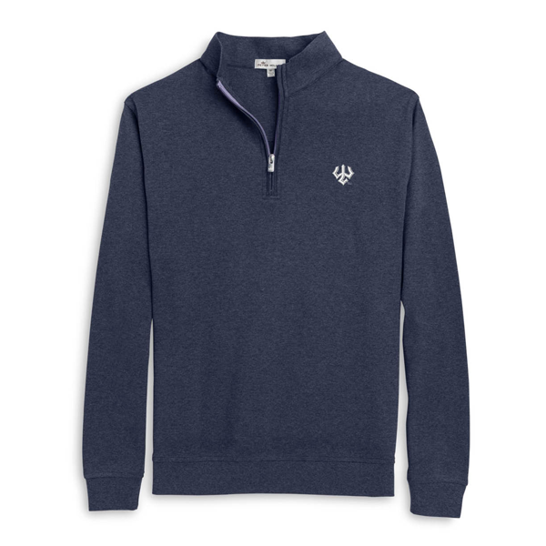 Image For Peter Millar Crown Comfort 1/4 Zip