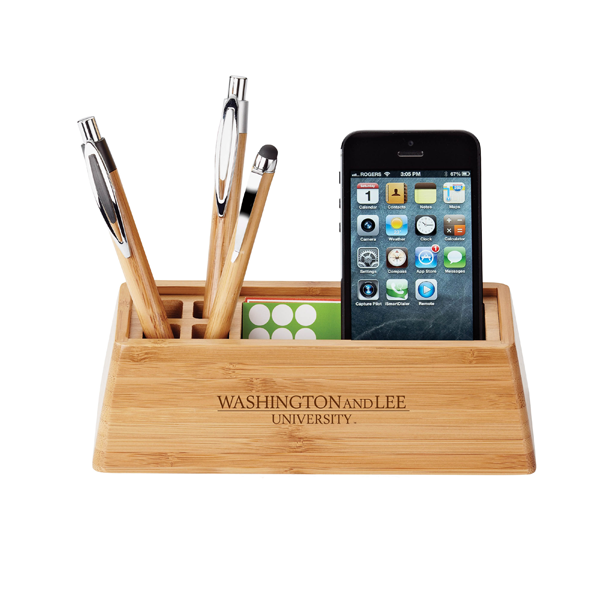 Image For Bamboo Desk Organizer