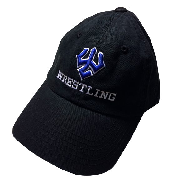 Image For Wrestling Hat, Black