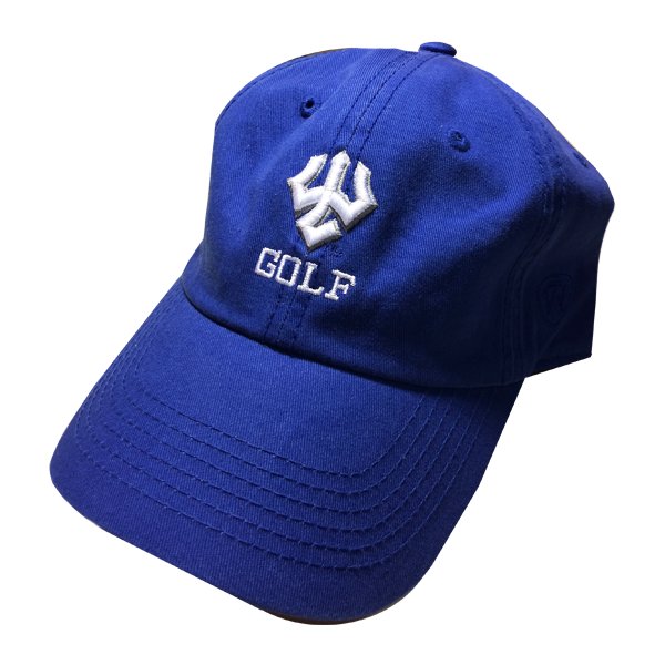 Image For Golf Hat, Royal