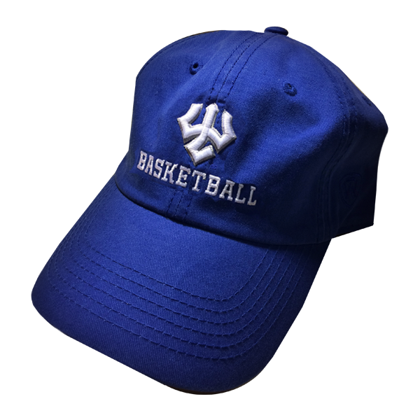 Cover Image For Basketball Hat, Royal