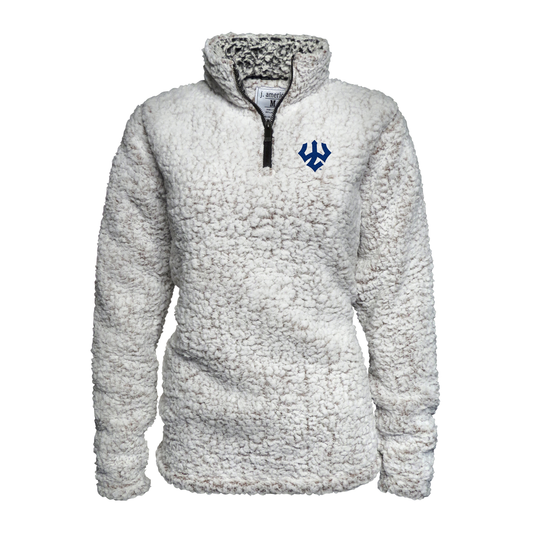 Image For J. America Sherpa 1/4 Zip