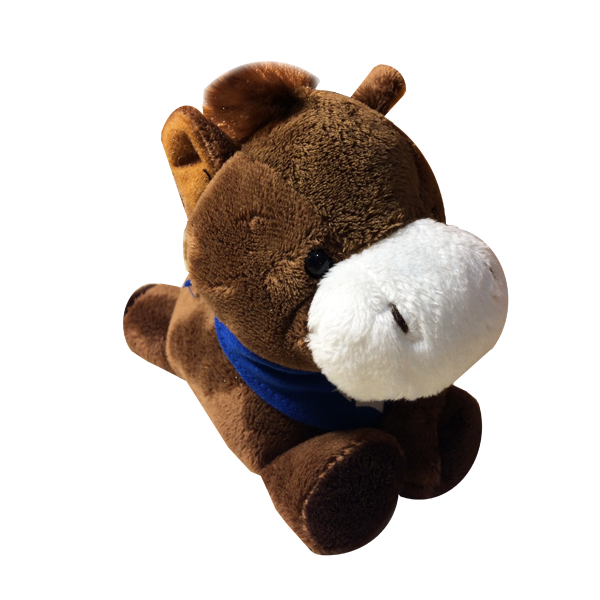 Image For Horse Short Stack Plush