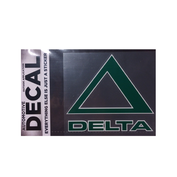 Image For Delta Decal