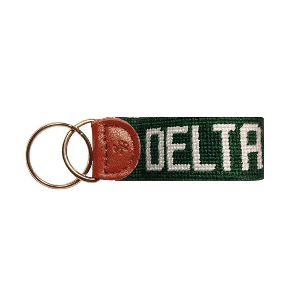 Image For Smathers & Branson Delta Key Fob
