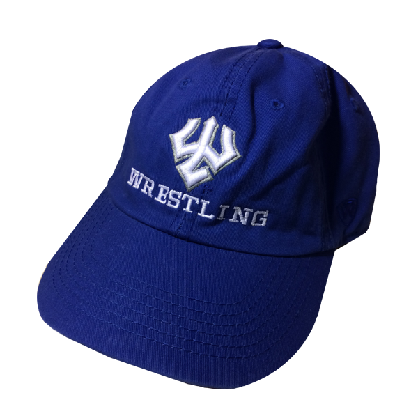 Image For Wrestling Hat, Royal