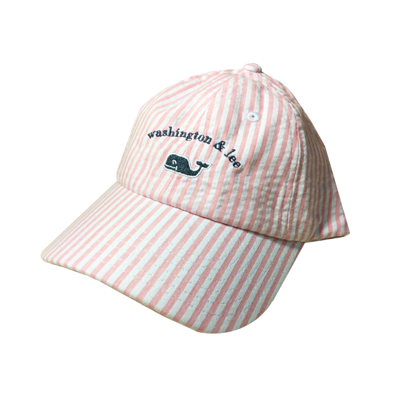 Image For Vineyard Vines Seersucker Hat