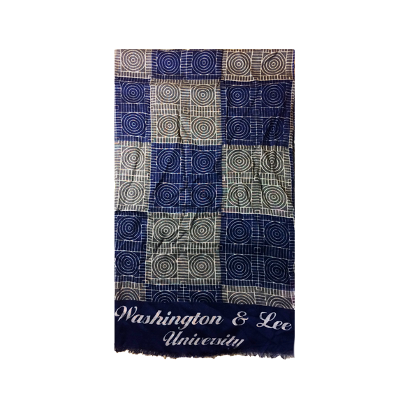 Image For Peter Millar Lexington Brick Scarf
