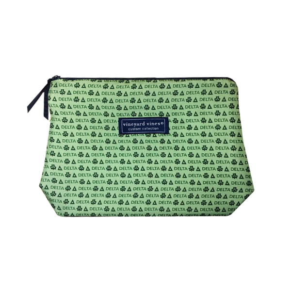 Image For Vineyard Vines Delta Cosmetic Bag