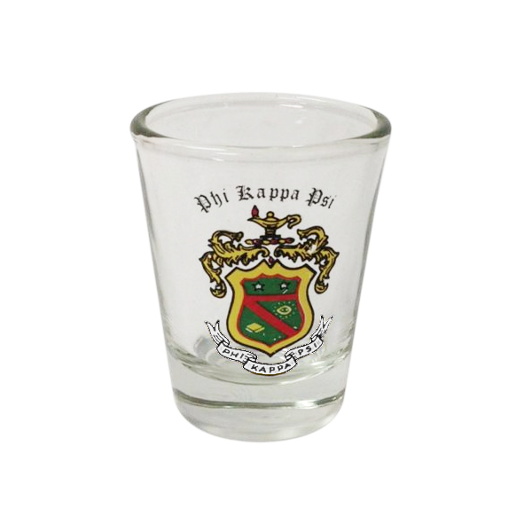 Image For Phi Kappa Psi Shot Glass