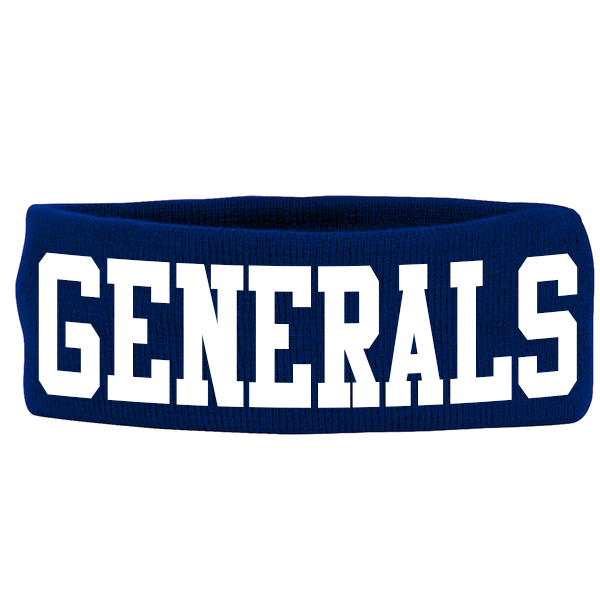 Cover Image For Generals Knit Headband