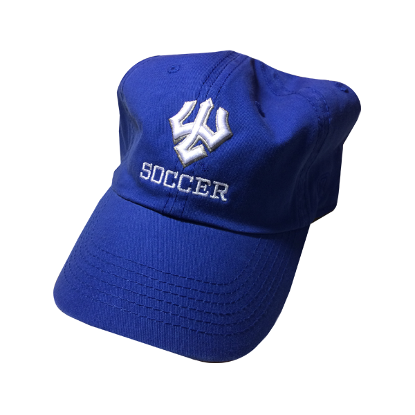 Image For Soccer Hat, Royal